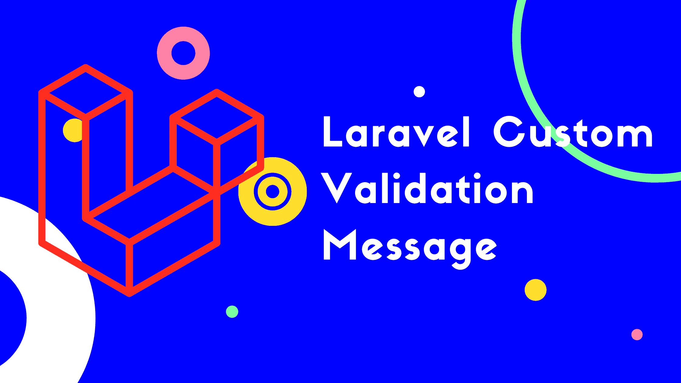 How to create Custom Validation in Spring » grokonez